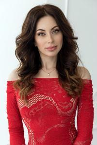 Eva | Femme ukrainienne | agence matrimoniale | Au Cœur de l'Est