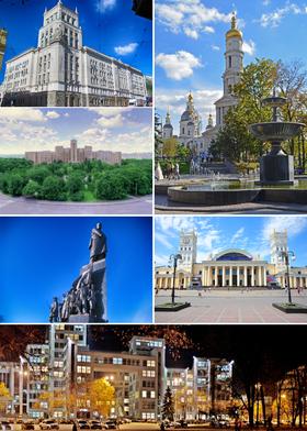 Kharkov, une ville connue pour ses femmes magnifiques