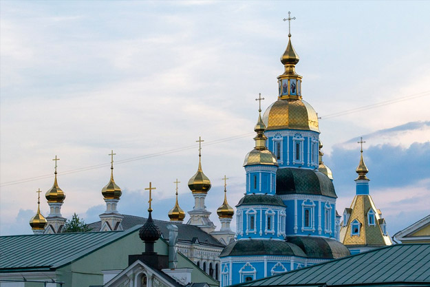 Meetings with beautiful Russian and Ukrainian girls in Kharkov