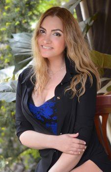 Rencontrer Alina, photo de belle femme ukrainienne