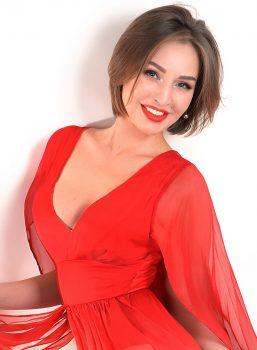 Rencontre avec Maria, photo de belle femme russe