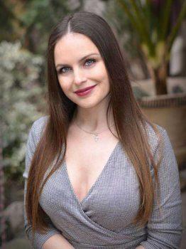 Rencontre avec Alina, photo de belle femme ukrainienne