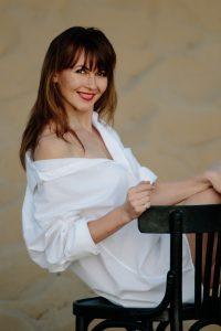 Rencontre avec Anna, photo de jolie fille ukrainienne