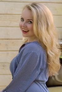 Olga | Femme ukrainienne | agence matrimoniale | Au Cœur de l'Est