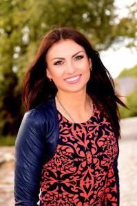 Julia | Femme ukrainienne | agence matrimoniale | Au Cœur de l'Est