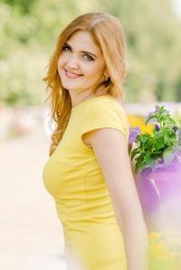 Olesya   Femme ukrainienne   agence matrimoniale   Au Cœur de l'Est