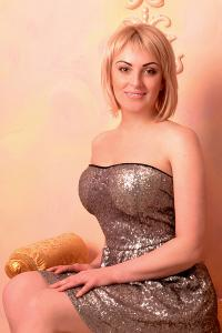 Rencontrez Irina, photo de belle fille ukrainienne