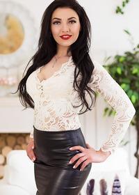 Rencontre avec Alena, photo de belle femme ukrainienne