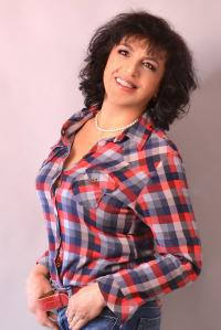 Rencontrez Lidiya, photo de belle femme mature ukrainienne