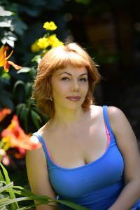 Rencontre avec Elena, photo de belle fille russe