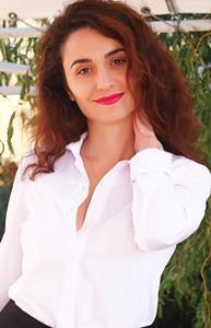 Rencontre avec Nino, photo de belle femme ukrainienne