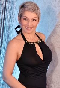 Rencontre avec Nadezhda, photo de belle femme mature russe