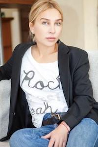 Rencontrez Viktoria, photo de belle femme mature ukrainienne
