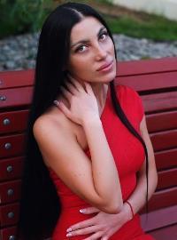 Rencontrez Maria, photo de belle fille ukrainienne