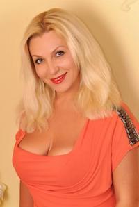Rencontre avec Ilona, photo de belle femme russe
