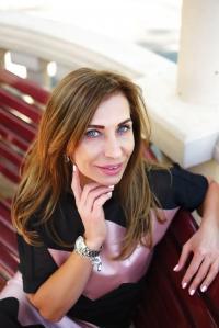 Rencontrez Yanina, photo de belle femme mature russe