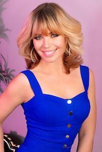Rencontrer Oksana, photo de belle femme ukrainienne