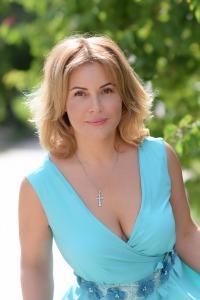 Rencontre avec Elina, photo de belle femme ukrainienne