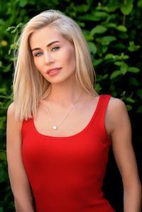 Rencontre avec Mariya, photo de belle femme ukrainienne