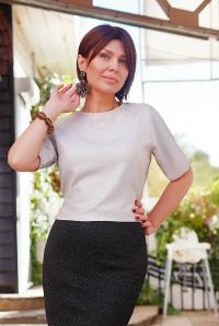 Rencontrez Anna, photo de belle femme ukrainienne