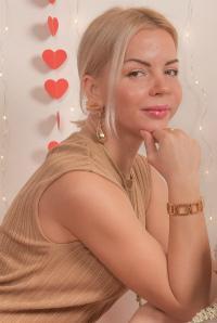 Rencontre avec Olesya, photo de belle femme ukrainienne