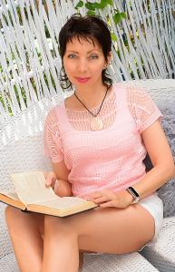 Rencontrez Tatiana, photo de belle femme ukrainienne