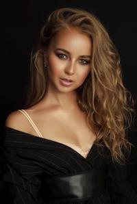 Meet Elena, photo of beautiful Ukrainian woman