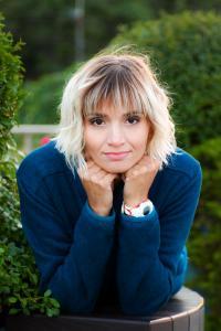 Rencontrez Zhanna, photo de belle fille ukrainienne