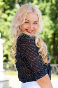 Rencontre avec Elena, photo de belle femme ukrainienne