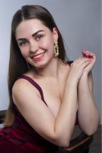 Daria | Femme ukrainienne | agence matrimoniale | Au Cœur de l'Est