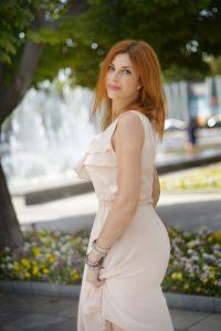Rencontre avec Marina, photo de belle femme russe
