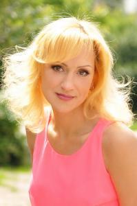 Rencontre avec Svetlana, photo de belle femme mature ukrainienne