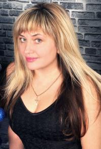 Rencontre avec Natalia, photo de belle femme mature ukrainienne