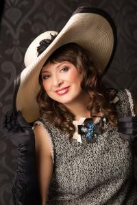 Meet Nadezhda, photo of beautiful Russian woman