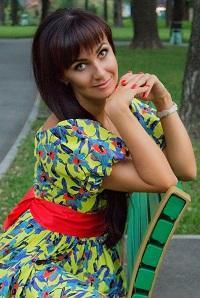 Meet Irina, photo of beautiful Russian woman
