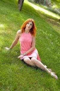Rencontre avec Marina, photo de belle femme ukrainienne
