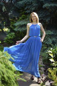 Rencontre avec Oksana, photo de belle femme ukrainienne