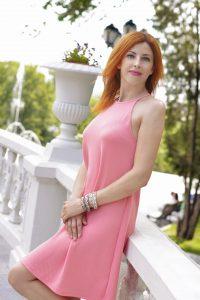 Rencontre avec Marina, photo de belle femme mature russe