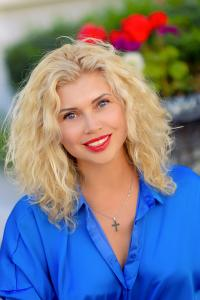 Rencontre avec Alina, photo de belle femme russe