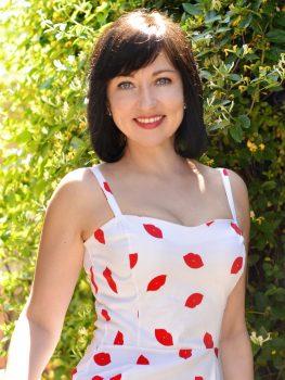 Rencontre avec Nataliya, photo de belle femme russe
