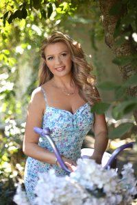 Rencontre avec Viktoriya, photo de belle femme ukrainienne