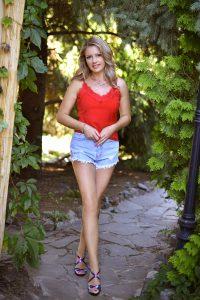 Rencontre avec Viktoriya, photo de belle femme russe