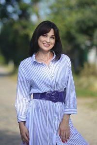 Rencontre avec Alla, photo de belle femme russe