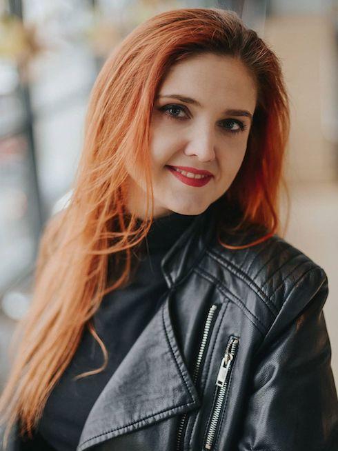Rencontre avec Olesya, photo de belle femme mature ukrainienne