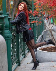 Rencontre avec Olesya, photo de jolie fille ukrainienne