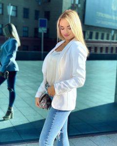 Rencontrez Alena, photo de jolie jeune fille russe
