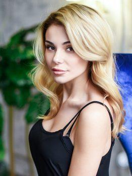 Yulia | Femme ukrainienne | agence matrimoniale | Au Cœur de l'Est
