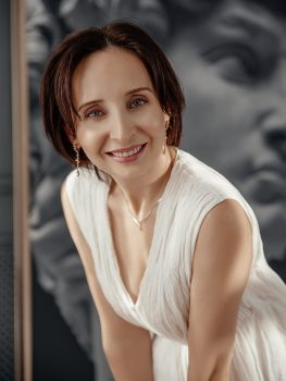 Rencontrez Elena, photo de belle fille russe