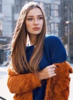Valeria | Femme ukrainienne | agence matrimoniale | Au Cœur de l'Est