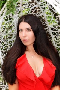 Rencontre avec Kristina, photo de belle femme russe